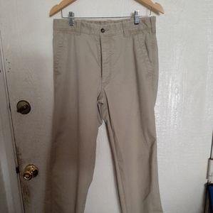St John's Bay Tan Chino pants 32x32